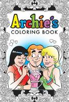 Archie's Coloring Book by Archie Superstars