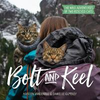 Bolt and Keel - The Wild Adventures of Two Rescued Cats by Kayleen VanderRee, Danielle Gumbley