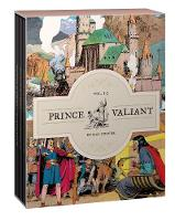 Prince Valiant Vols. 1-3 Gift Box Set by Hal Foster