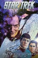 Star Trek: New Adventures Volume 4 by Mike Johnson, Tony Shasteen, Cat Staggs, Rachael Stott