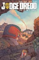 Judge Dredd: Blessed Earth, Vol. 1 by Ulises Farinas, Erick Freitas, Dan McDaid