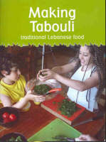 Making Tabouli Traditional Lebanese Food by Kerry Nagle