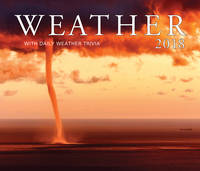 Weather 2018 With Daily Weather Trivia by Firefly Books