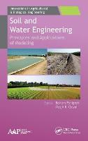 Soil and Water Engineering Principles and Applications of Modeling by Balram Panigrahi