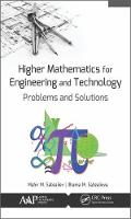 Higher Mathematics for Engineering and Technology: Problems and Solutions by Mahir M Sabzaliev, IIhama  M Sabzalieva