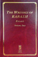 The Writings of Rabash Essays by Baruch Ashlag