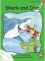Shark and Crab Big Book Edition Big Book Edition by Julie Ellis