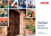 Berlitz Picture Dictionary Italian by Berlitz Publishing Company