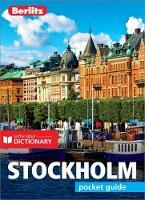Berlitz Pocket Guide Stockholm by Berlitz