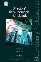 Directors' Remuneration Handbook by Cliff Weight