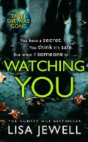 Book Cover for Watching You by Lisa Jewell