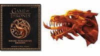 Game of Thrones Mask: House Targaryen Dragon by Steve Wintercroft