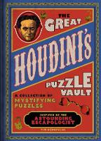 The Great Houdini's Puzzle Vault by Tim Dedopulos