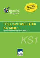 Results in Punctuation KS1 by
