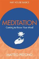 Meditation Coming to Know Your Mind by Matteo Pistono