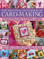 Practical Handbook of Card Making by Cheryl Owen