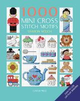 1000 Mini Cross Stitch Motifs by Sharon Welch