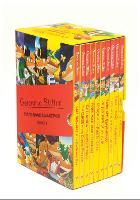 Geronimo Stilton: 10 Book Collection (Series 1) by Geronimo Stilton