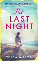 Cover for The Last Night by Cesca Major