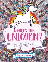 Where's the Unicorn? A Magical Search-and-Find Book by Sophie Schrey, Jonny Marx