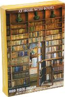 At Home with Books Jigsaw Puzzle by CICO Books