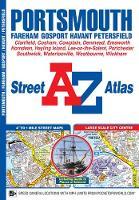 Portsmouth Street Atlas by Geographers A-Z Map Co. Ltd.