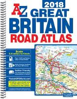 Great Britain Road Atlas by