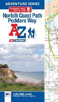 Norfolk Coast Path Adventure Atlas by