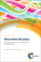 Wormlike Micelles Advances in Systems, Characterisation and Applications by Edo Boek, Cecile A. Dreiss