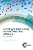 Membrane Engineering for the Treatment of Gases Two-volume Set by Enrico (The Institute on Membrane Technology, National Research Council, Italy) Drioli