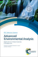 Advanced Environmental Analysis Applications of Nanomaterials, Complete Set by Chaudhery M. Hussain