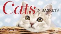 Cats in Baskets by Kat Scratching