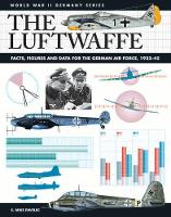 The Luftwaffe Facts, Figures and Data for the German Air Force, 1933-45 by S. Mike Pavelec
