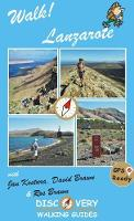 Walk Lanzarote by Jan Kostura, David Brawn, Ros Brawn