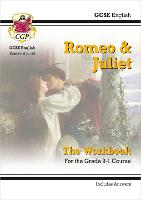 New Grade 9-1 GCSE English Shakespeare - Romeo & Juliet Workbook (includes Answers) by CGP Books