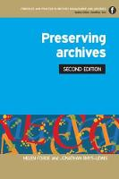 Preserving Archives by Helen Forde, Jonathan Rhys-Lewis