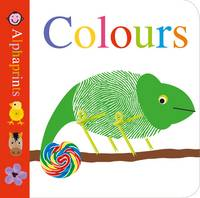 Colours Play & Learn by Roger Priddy