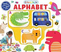 Alphabet Puzzle Playset by Roger Priddy, Roger Priddy