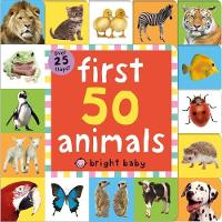 First 50 Animals by Roger Priddy