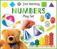 First Learning Numbers Play Set by Roger Priddy