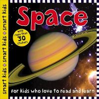 Smart Kids Sticker Space by Roger Priddy