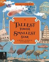 Tallest Tower, Smallest Star A Pictorial Compendium of Comparisons by Kate Baker, Page Tsou