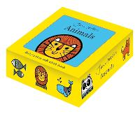 Jane Foster's Animals cloth book by Jane Foster