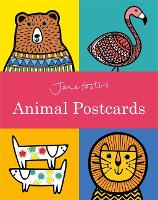 Jane Foster's Animal Postcard Book by Jane Foster