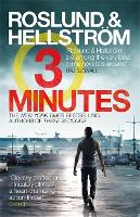 Three Minutes Ewert Grens 6 by Anders Roslund, Borge Hellstrom