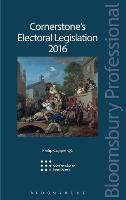 Cornerstone's Electoral Legislation by Philip Coppel