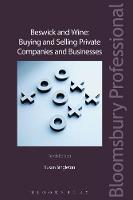 Beswick and Wine: Buying and Selling Private Companies and Businesses by Susan Singleton