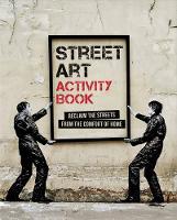 Street Art Activity Book by