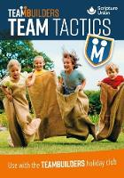 Team Tactics (5-8s Activity Booklet) (10 Pack) by Alex Taylor