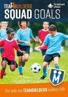 Squad Goals (8-11s Activity Booklet) (10 Pack) by Alex Taylor